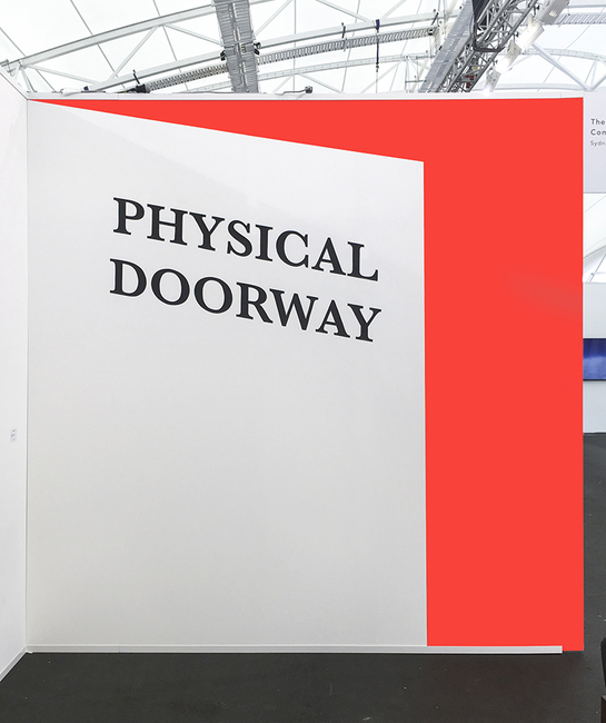 PHYSICAL DOORWAY (OPEN)