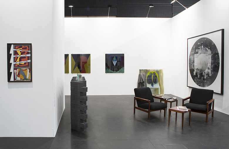 installation view: Sydney Contemporary | group show (A01) | Sydney Contemporary 2015, Carriageworks, Sydney