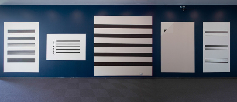 The Drawing Wall project #14 | curated by Elise Routledge, Shepparton Art Museum, Victoria