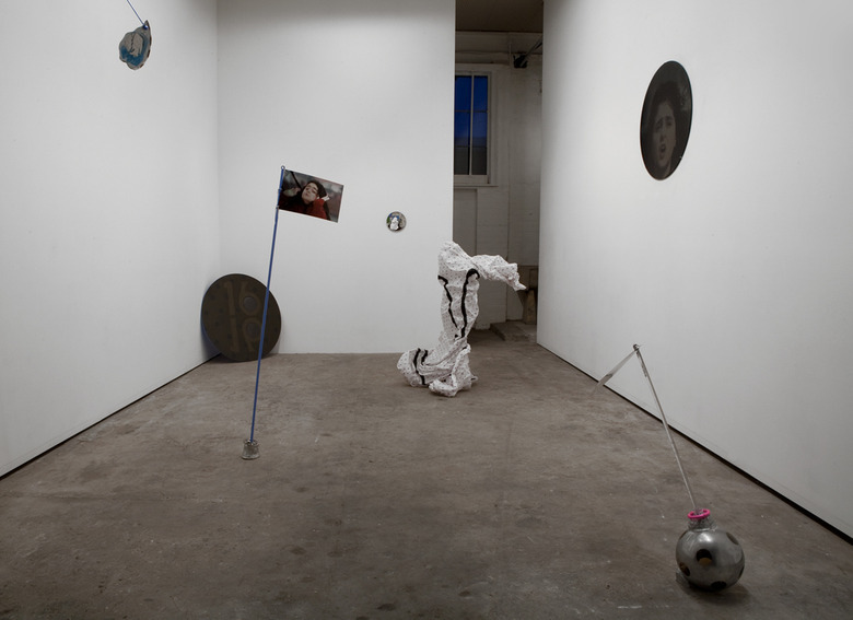 Spirit Awl Hickey - installation view