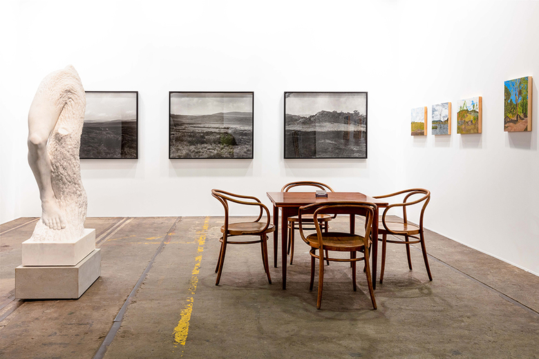 Sydney Contemporary install 1