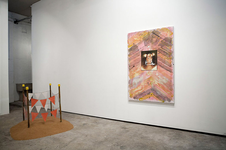 THREE/THREE installation view 2