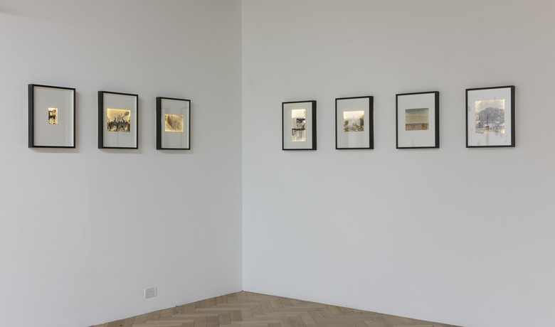 installation view: Lillian O'Neil - Isle of Somewhere, 2014 | two person exhibition with Laura Delaney | West Space, Melbourne