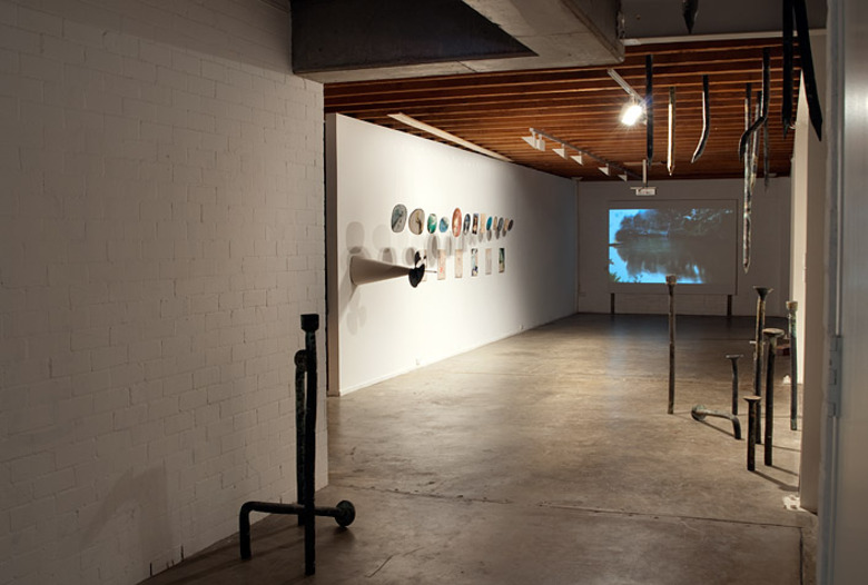 Everything's Alright - installation view