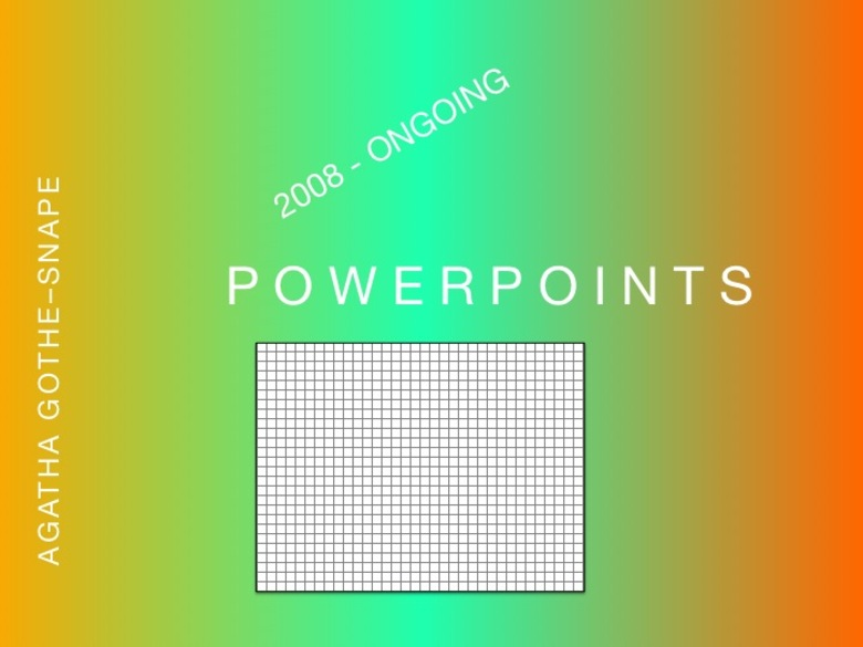 0. POWERPOINTS advertisement, 2013 AGS.ppsx