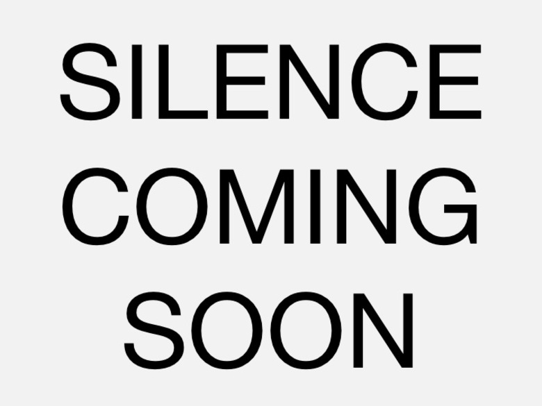 26. SILENCE COMING SOON, 2013 AGS.ppsx