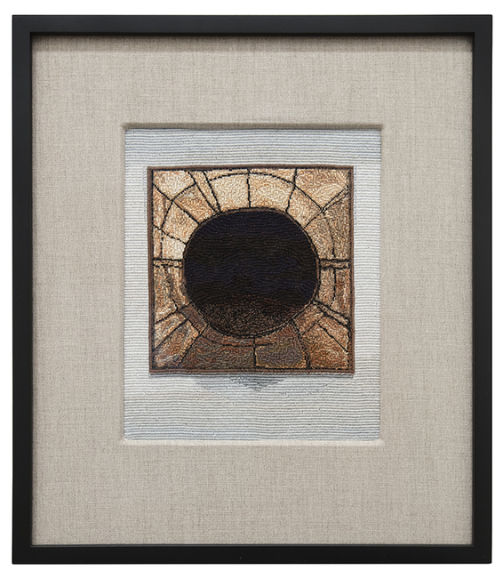 As yet untitled (Lee Bontecou, 1959)