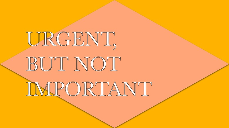 51. URGENT BUT NOT IMPORTANT, 2015 AGS.ppsx